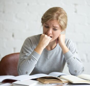 studente burn-out